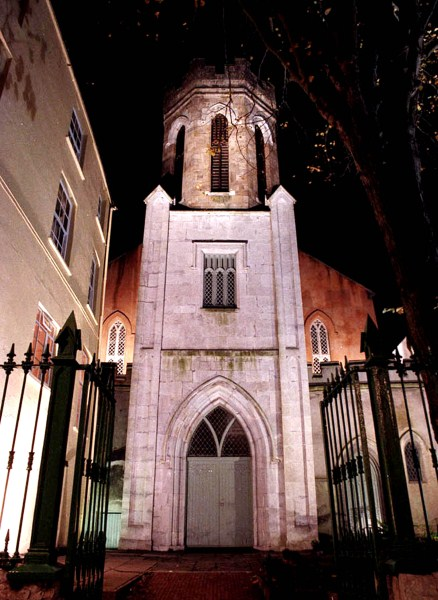 Cork Vision Centre at Night, Cork City