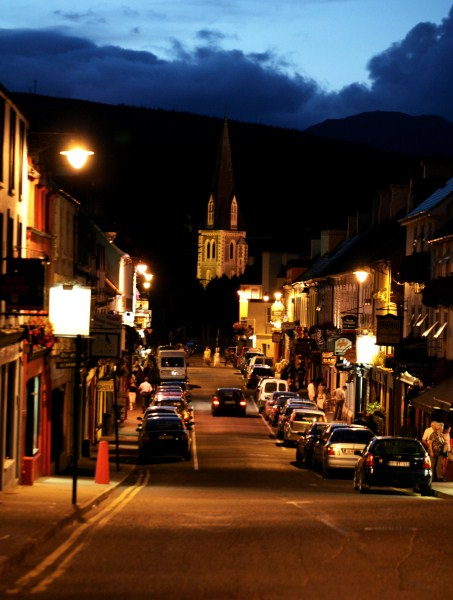 Kenmare At Night, Co. Kerry