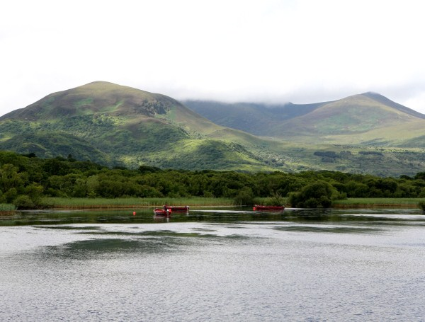 Lough Leane, Killarney Lakes, Co. Kerry